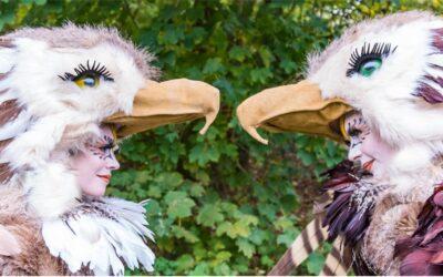 Wandel- en beleefroute bij UIT Festival op 11 september in Wommels