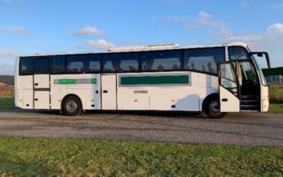 Groengrijsbus 'JAN' gaat deze zomer op pad met inwoners van Súdwest-Fryslân (en zoekt vrijwilligers)