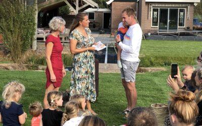 Kinderboekenfeestje met Eastereinse auteur